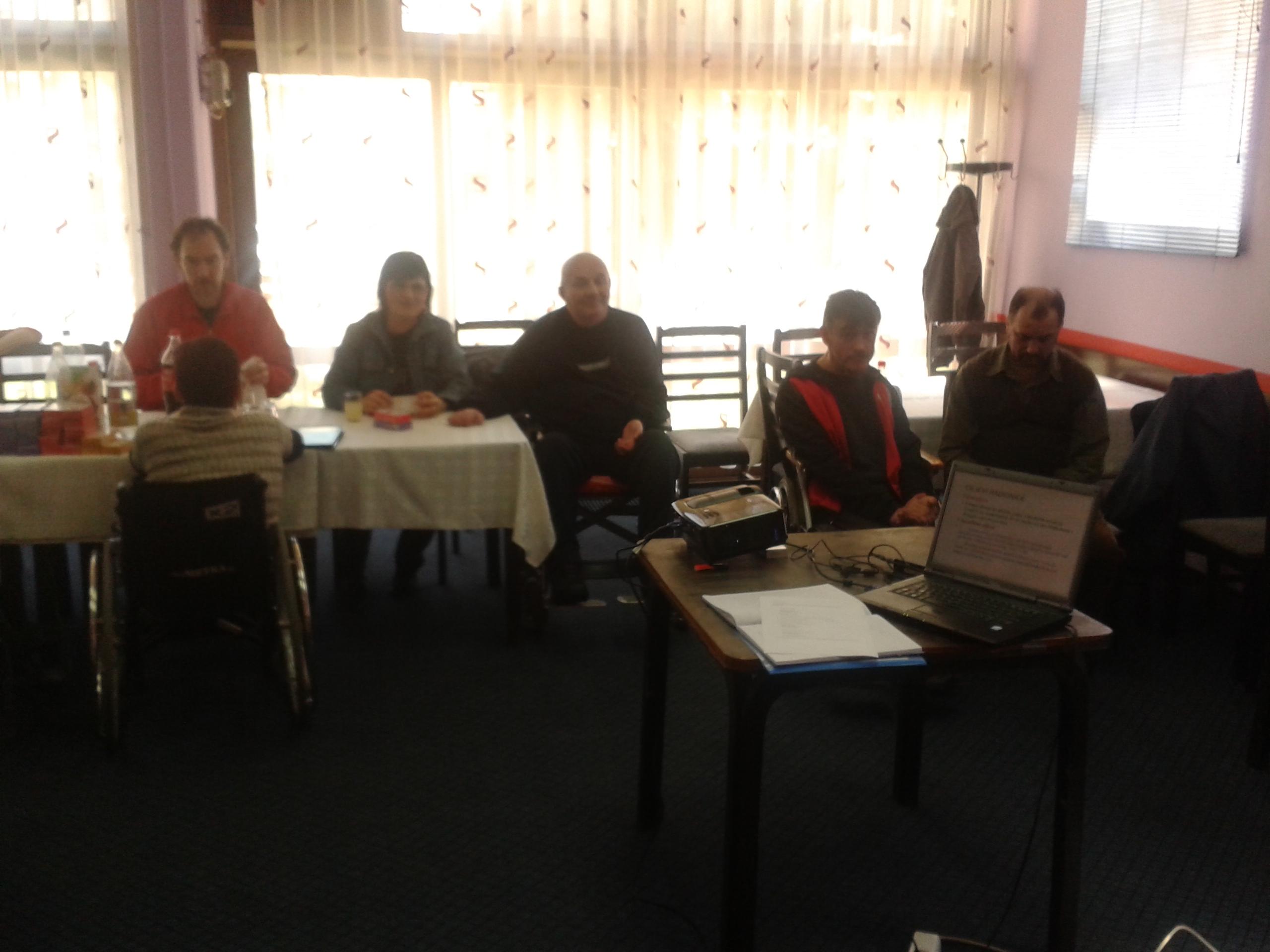 Učesnici tribine